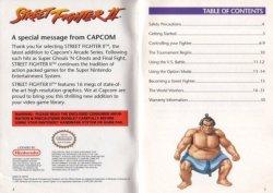 Street Fighter 2: The World Warrior Manual, SNES (pdf) :: DJ